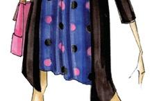 Pantone Fashion Color Palette / by Hoperalab
