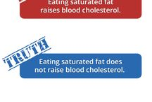 Lies about Saturated Fat and Cholesterol