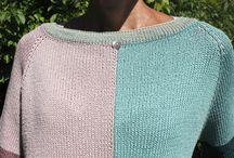 strikkegutter mønster