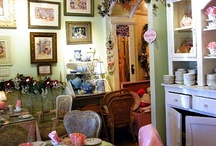 Tea and tea rooms