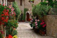 Lugares que me encantan / by MaryCarmen Flores de Torralba
