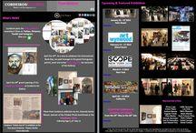 Newsletters / Cordeiros Art Gallery Newsletters