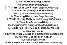 8th grade History / Social studies stuff / by Stacy Halsey