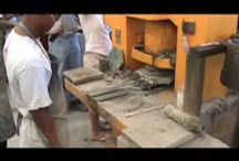 Videos: Handmade Cement Tiles / Gain a new appreciation for handmade cement tile by watching the process from start to finish.