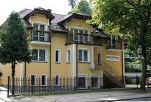 Noclegi Gdańsk - Willa Preludium / Willa Preludium - zaciszny nocleg w centrum Gdańska