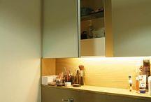 lustro d łazienki