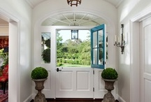 Entry Ways / by kelly designs of CT