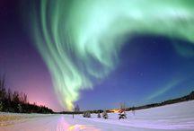 Aurora Borealis / by Andressa Giacomelli
