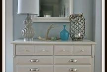 Furniture re-do's / by Faith Stringer