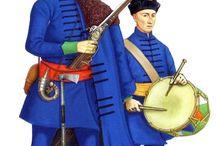 XVII Century Soldier