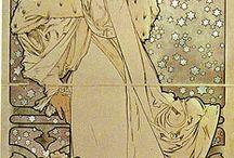 Art Nouveau like