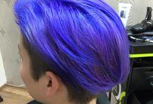 Barevne vlasy