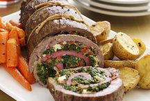 Beef ~ Pork / Beef and Pork recipes / by Coni Lytle