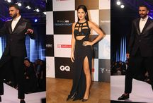 "Lifestyle & Fashion / 'Lady's killer' Ranveer Singh & Katrina Kaif Rock The Ramp At Van Heusen GQ Fashion Nights.  ""Gunday"" actor Ranveer Singh jived to the beats of singer Seal's song ""Killer"" and mesmerised attendees at the closing night of the two-day Van Heusen + GQ Fashion Nights here. Before posing for the shutterbugs, Ranveer stopped for a while and flaunted his dance moves in front of ""Phantom"" actress Katrina Kaif, who was dressed in a bold black gown that accentuated her curves."