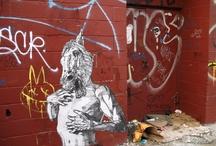 Street art / by Sandra Gaudencio