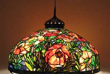 Let your light shine! / Tiffany style lighting / by Rebecca Magdaleno