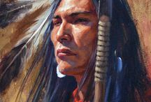 American Indian / by Ian Dillon