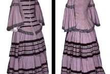 historic clothes / by Olivia Moy