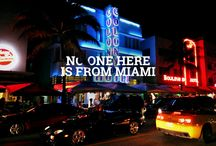 24 Things You Have to Explain to Out-of-Towners About Miami / by Pedro Aleman