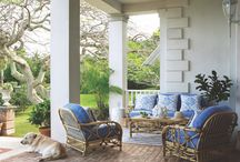 Porches and Patios / Ideas for porches, patios, and cozy, welcoming outdoor spaces