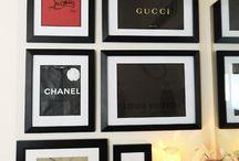 Boutique decoración