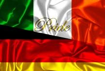 Irish, German, Cherokee! / by sherlocked221B