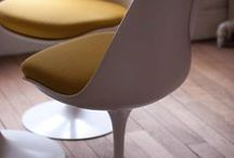 Mid Century Modern Chairs / Beautiful mid-century modern chairs that we love ad Midcenturyhome.com.  / by Mid Century Home .