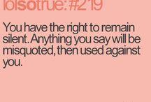Quotes / Frases célebres.
