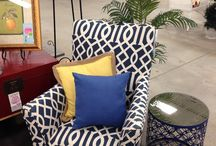 Accent Furniture / Come to Carolina Pottery and shop our large assortment of accent furniture! We have the perfect pieces to complete the look for your home. Barstools, occasional tables, endtables, dressers, trunks, and more, all in the latest styles and trends. Carolina Pottery has it all!
