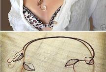 smykker og håndtverk