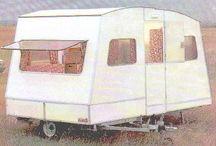 Caravanes Rapido / Les caravanes de la marque Rapido