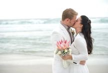 Wedding Camps Bay - Capetown - South Africa / Wedding organization in South Africa - intimate wedding at the beach