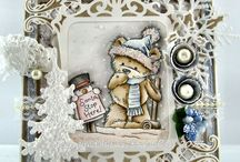 Christmas Cards / by Claudine Saussez