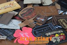 Leather Label / Label Manufacturer in Istanbul/Turkey  All kind of Leather Labels. Hotstamping, Die-Cut, Foil Blocking, Embossing, Burnt, Laser, Debossing, Metal Attachment, Injection Moulding