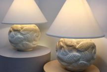 Vintage Lamps / Check out our selection of Mid Century Modern and unique lamps!