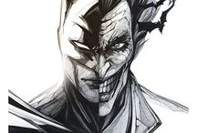 Batman y Guasón