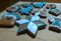 Christmas sweets/cukroví