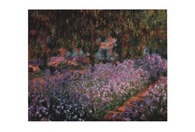 Claude Monet Art Prints / Discover the beautiful artwork from one of the world's most well-known artists – Claude Monet. This board features the French impressionism art prints from Claude Monet. To see more art prints, visit BandagedEar.com.  / by Bandaged Ear