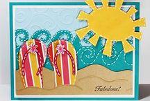 Beach cards