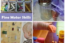 Fine Motor Activities / by Melissa Spaulding