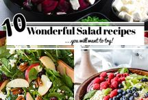 Top 10 Healthy Recipes / Here you'll find many recipes, healthy, easy and damn yummy! They are collected in small groups, this means easy and quick access. Just choose your favorite!