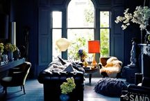 Very cool up cycled interior design
