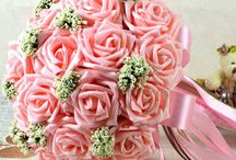 Bouquet em eva