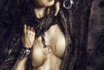 Luis Royo art