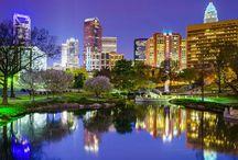 Travel: Charlotte, NC
