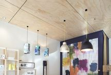 Interior Finishes / Materials, colour, applications