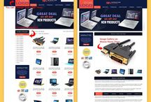 Electronics & Computers Theme eBay Store & Listing Templates / 2017 New eBay Policy compliant templates. Free Installation. LIVE in 24hrs.  Ready-to-use theme based template design. Lowest price guaranteed.