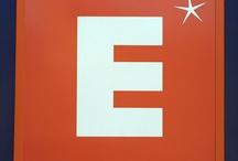 """The letter """"E"""" as in Ellen / by Ellen Moeller"""