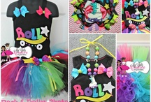 Roller Skating Party Ideas / Roller Skating Ideas - awesome theme for any birthday party.