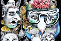 Art by Alena Davídková - LopLop / www.facebook.com/loplopshop loplop.cz/ davidkovalena.wgz.cz/ www.fler.cz/loplop www.fler.cz/karikatura
